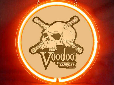 Lunati Voodoo Cam Garage Service Parts Display Decor Neon Sign
