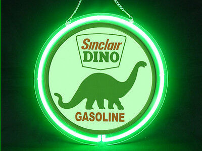 Sinclair Garage Service Parts Display Decor Neon Sign