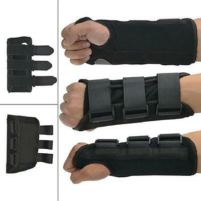 New Carpal Tunnel Wrist Brace Support Sprain Arthritis Splint Band Strap Useful