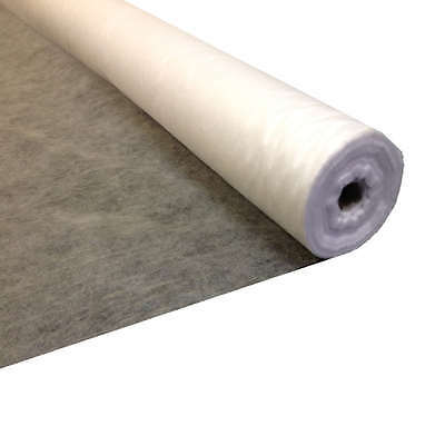 FLEXIMAS 1.5 x 100 m Protective Folded Frost Fleece - White