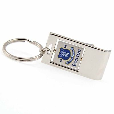 Everton FC Bottle Opener Keyring Brand New - Ideal Football Gift