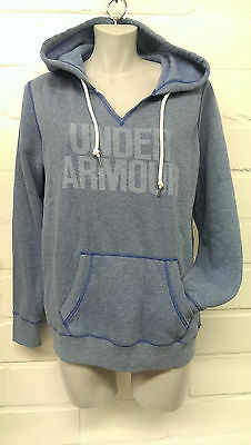 Under Armour Damen Pullover Favorite Fleece Hoodie (1283253-480) Gr. M-XL NEU!!!