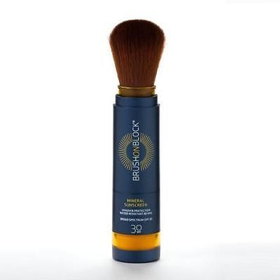 BRUSH ON BLOCK Mineral Sunscreen powder SPF 30 / Refiller
