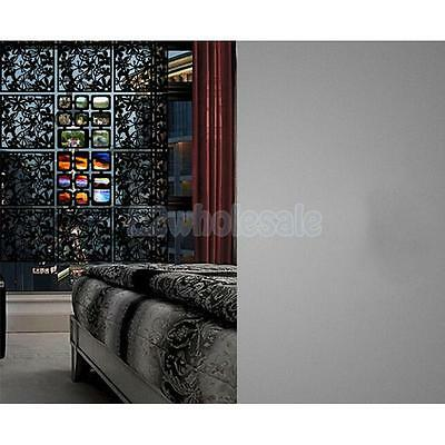 4x Flower Wall Sticker Hanging Screen Panel Room Divider Partition Black