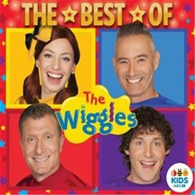 The Wiggles - The Best Of New Cd