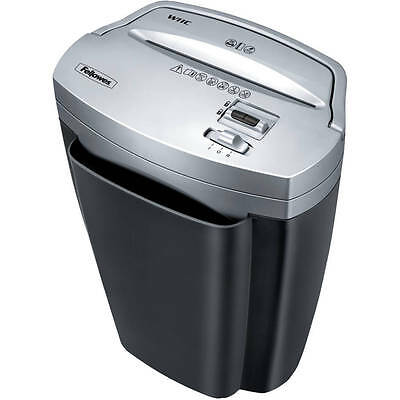 Fellowes Powershred W11c Cross-Cut Shredder