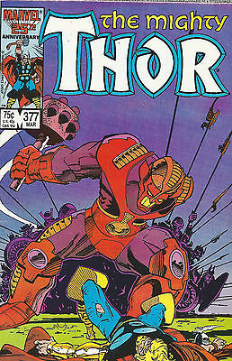 Thor 377 (Mar 1986, Marvel)  VF