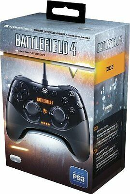 NEW Battlefield 4 Official Wired Controller for PS3