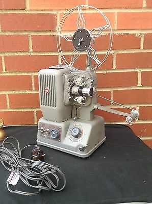 Vintage Retro Elmo Reel Projector - E80 - With Case - Spares Repairs