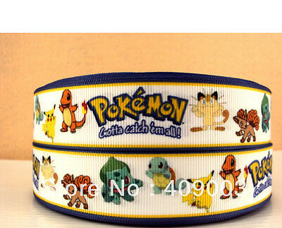 New Pokemon Ribbon Pikachu Gotta catch 'em all!
