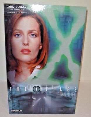 "Sideshow Collectibles X-Files Agent Dana Scully Autopsy Version 12""Figure XFiles"