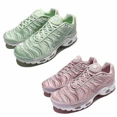 Wmns Nike Air Max Plus SE Satin Pack Women Retro Running Shoes Sneakers Pick 1