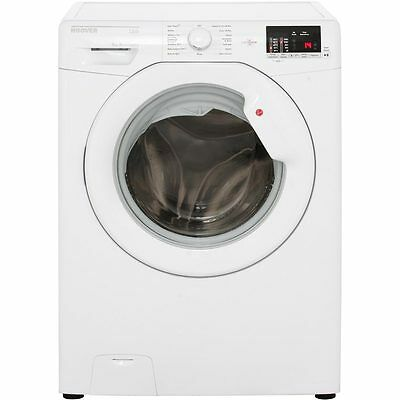 Hoover HL1482D3 One Touch A+++ 8Kg 1400 Spin Washing Machine White New from AO