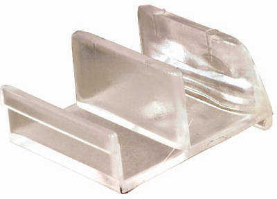 PRIME LINE PRODUCTS Clear Acrylic Shower Door Bottom Guide
