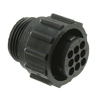 CONNECTOR Amp TE TYCO 206708-1 CPC 9 pin Circular Connector mil-spec military