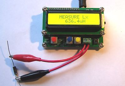 Digital Precision Lc Meter Module. Inductor, Capacitor 100-A