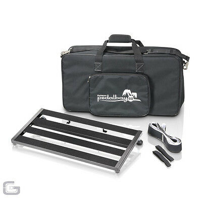 Palmer Pedalbay 60 60cm Lightweight Variable Pedalboard With Carry Bag