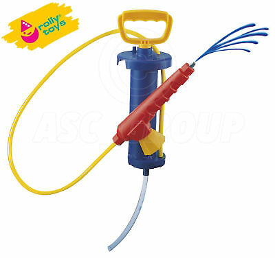 Rolly Toys - PUMP & SPRAY NOZZLE HOSE For All Rolly Tankers - Part No 409402
