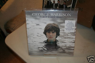 The  George Harrison ,Early Takes Volume 1,  Beatles  Brand New Sealed