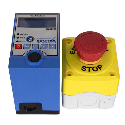 Gas Interlock System Bs6173 Currentair, No Sensor Required For Current Sensing