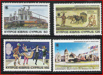 Cyprus 1983 Commonwealth Day  MNH