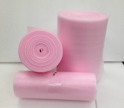 "Anti Static Foam Roll for electronics 24"" x 50 Feet 1/16"" Perforated Every 12"""