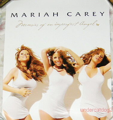 Mariah Carey Memoirs of an Imperfect Angel Taiwan Promo Poster