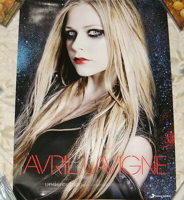 Avril Lavigne 2013 New Album 2013 Taiwan Promo Poster (Asian Tour Edition)