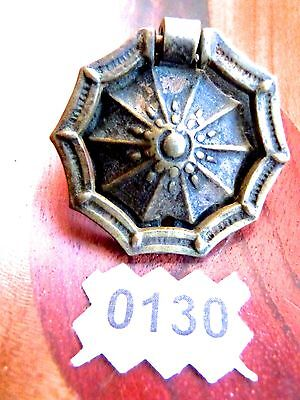 Vintage Hardware Gothic Pull Vintage Cabinet Bail Ring Pull Spider Web