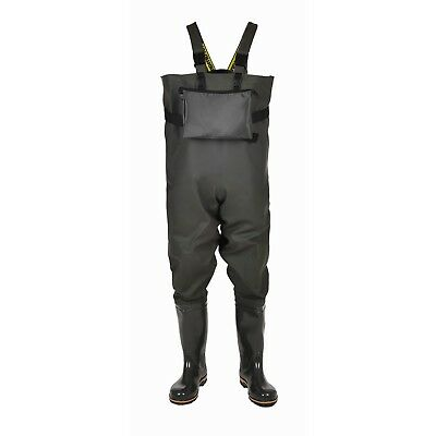 Waterproof Overall Chest Waders   Fishing   Hunting   Wading   Wellington Boots