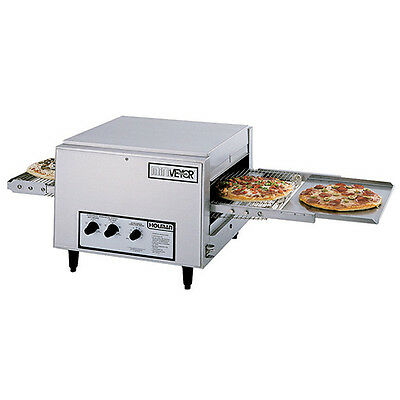 """New Commercial Conveyor Pizza Oven,Left To Right Operation cooks (14) 12"""" pizzas"""