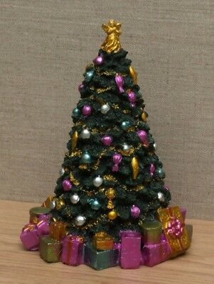 1:12 Dolls House Resin Christmas tree