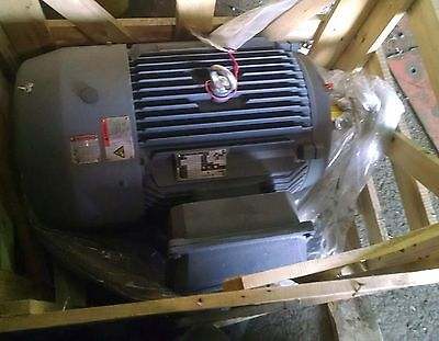 Emerson 30Hp Electric Motor 1180 RPM 326T Frame