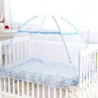 Baby Bed Anti Fly Mosquito Nets Children Kindergarten Nets Folding Bed Cover New