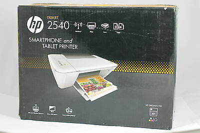 HP Deskjet 2540 All-in-one Printer Wi-fi Printer Scanner Copier Copy Wireless