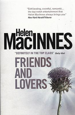 Friends and Lovers by Helen MacInnes (Paperback)  New Book