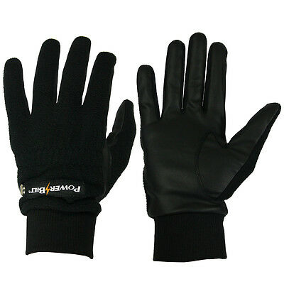 """PowerBilt Men's """"Weather Beaters"""" Cold Weather Golf Gloves (1 Pair) - NEW"""