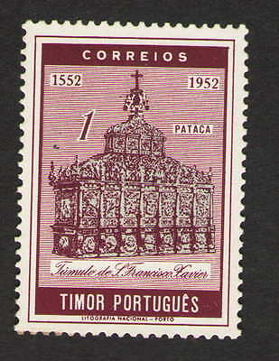 Timor. 274. Tomb of St. Francis Xavier. MNH -133
