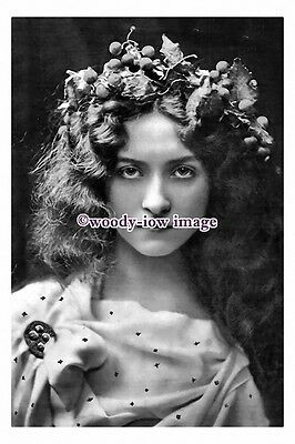 bc1093 - Silent Film & Stage Actress - Maude Fealy - photograph