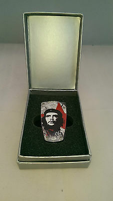 Che Guevara Lighter with Gift Case - Newsprint Design - Ideal Gift