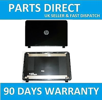 New HP 15-G 15-R 15T 250 G3 LCD Back Rear Cover Lid 760967-001 Black