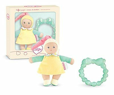 Corolle Babi Mini Miss and Baby Teether Doll, Fresh Riviera