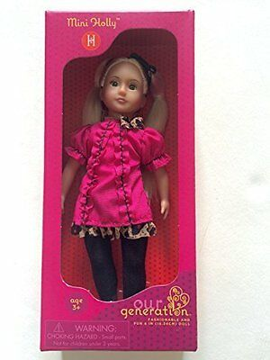 Our Generation Mini Doll Holly