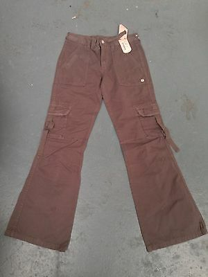 Girls Ted Baker Cargo Trousers - Age 14 - Brand New With Tags!! RRP £45!