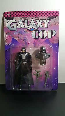 "Star Wars Galaxy Cop Bootleg Darth Vader Knock Off 6"" Action Figure UNPUNCHED!"