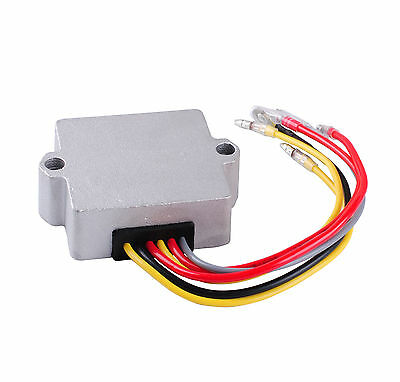 RECTIFIER VOLTAGE REGULATOR Fit MERCURY MARINER Outboard 6 Wire 815279-3 883072T