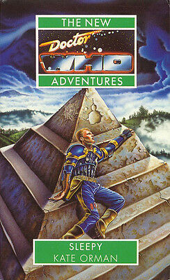 Dr Doctor Who Virgin New Adventures Book - SLEEPY by Kate Orman - (Mint New)
