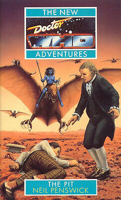 7th Dr Doctor Who Virgin New Adventures Book Mint New STRANGE ENGLAND
