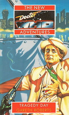 Dr Doctor Who Virgin Missing Adventures Book - TRAGEDY DAY - (Mint New)
