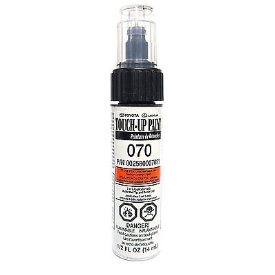 Genuine Toyota 00258 00070 21 White Pearl Touch Up Paint Pen 44 fl oz 13 ml NEW